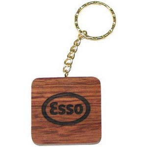 Custom Imprinted Square Shaped Key Tags