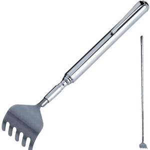 Custom Printed Stainless Steel Back Scratchers