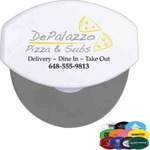 Custom Printed Stainless Steel Pizza Cutters