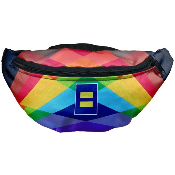 Custom Printed Nurses Fanny Packs