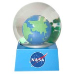 Customized Stock Environmental Snow Globes