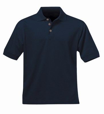 Stormtech cayman short sleeve polo golf shirts custom for Personalised logo polo shirts