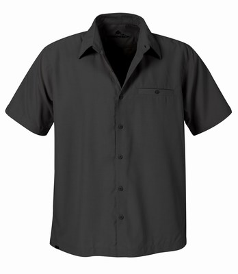 Custom Printed Stormtech Corporate Casual Micro Dobby Short Sleeve Shirts