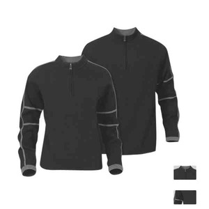 Stormtech Heritage Quarter Zip Knit Pullover Sweaters, Custom Embroidered With Your Logo!