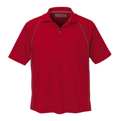 Stormtech performance drive short sleeve polo golf shirts for Personalised logo polo shirts