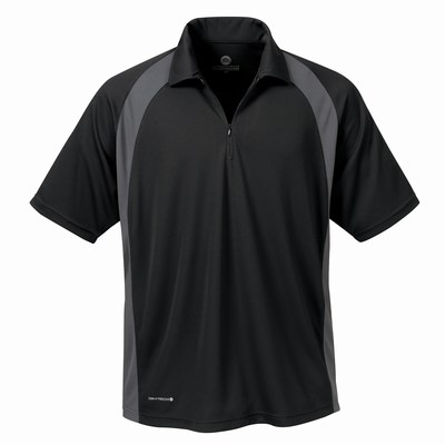 Stormtech performance dry tech golf polo shirts custom for Custom printed golf shirts
