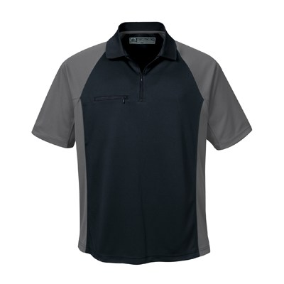 Stormtech performance helix short sleeve polo goft shirts for Custom polo shirts embroidered