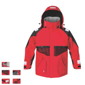 Custom Printed Stormtech Workwear Offshore Jackets