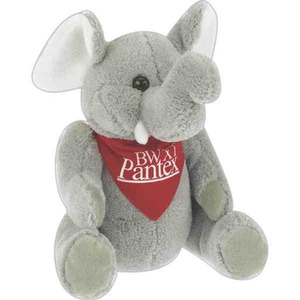 Custom Printed Elephant Stuffed Animals