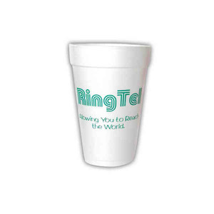 Custom Printed Styrofoam Cups