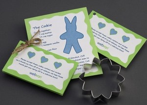 Custom Imprinted Sunflower Stock Shaped Cookie Cutters