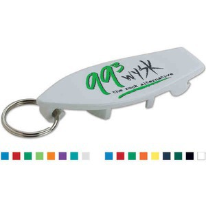 Custom Printed Surfboard Shaped Bottle Openers For Under A Dollar