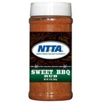 Custom Printed Sweet Barbeque Spices Seasonings and Rubs