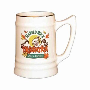 Tankard Stein, Custom Imprinted With Your Logo!