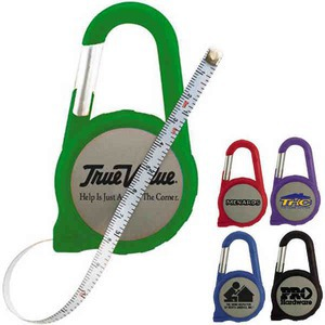 Custom Printed Tape Measure Carabiners