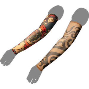 Tattoo Arm Sleeves, Custom Imprinted With Your Logo!