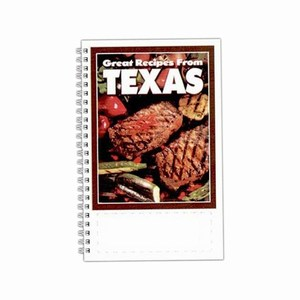 Custom Printed Texas State Cookbooks