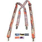 Custom Printed Thin Nylon Suspenders