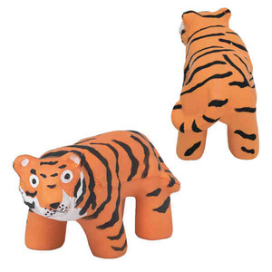 Custom Imprinted Tiger Stressball Squeezies