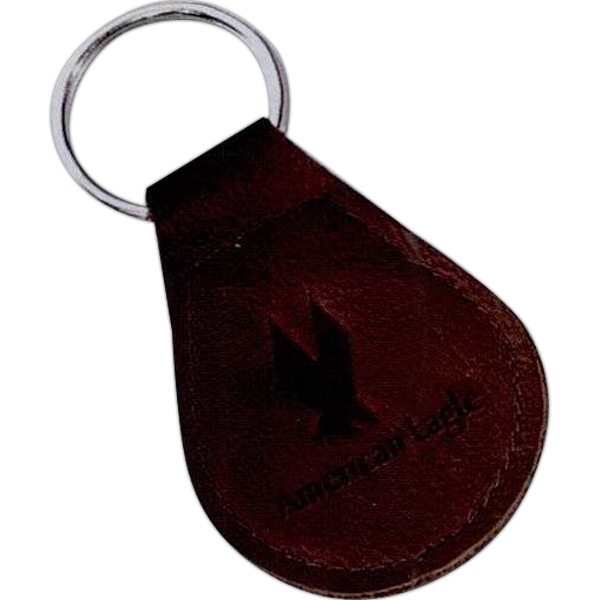 Custom Printed Canadian Manufactured Executive Leather Fobs