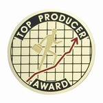 Custom Engraved Top Producer Award Emblems and Seals