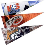 Custom Printed Traditional Felt Pennants