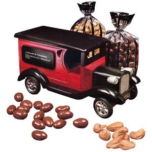 Custom Printed Train Vehicle Themed Food Gifts