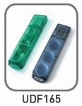 Custom Imprinted Transparent USB Drives