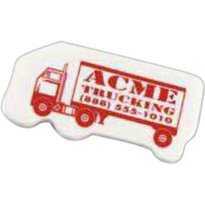 Custom Imprinted Truck Shaped Erasers