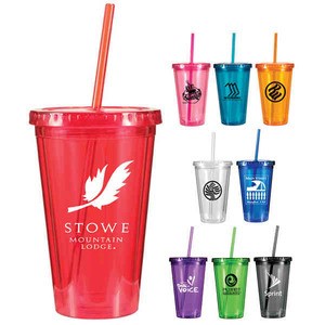 Tumblers, Custom Imprinted With Your Logo!