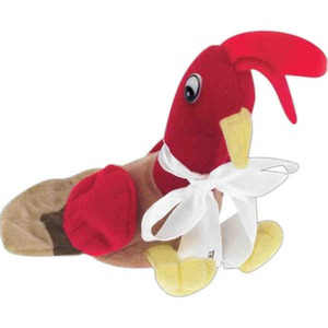 Custom Printed Turkey Bird Beanie Toys