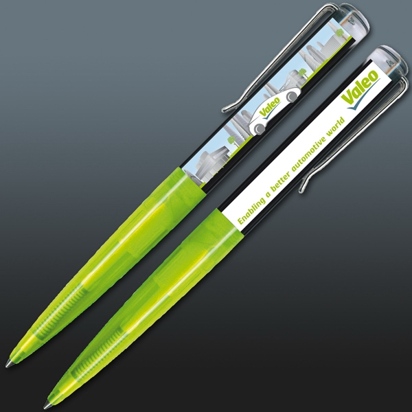 Floating Action Moving Logo Motion Pens, Custom Imprinted With Your Logo!