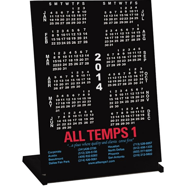 Custom Printed Canadian Manufactured Dental Calendars