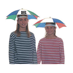 Umbrella Hats, Custom Imprinted With Your Logo!