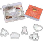 Custom Imprinted Stock Shaped Cookie Cutters