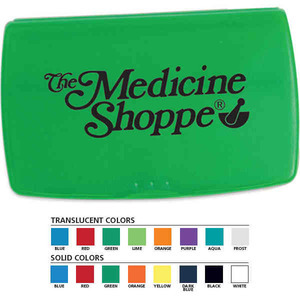 Custom Printed USA Made Primary Care First Aid Kits