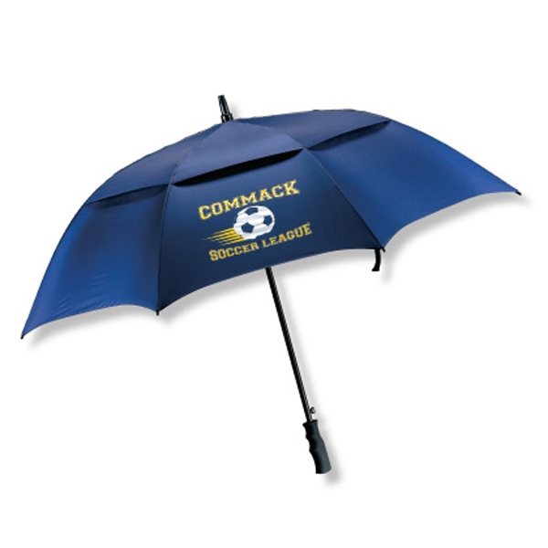 Custom Printed Vented Golf Umbrellas
