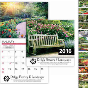 Custom Printed View from the Porch Appointment Calendars