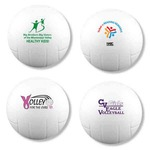 Custom Made Vinyl Volleyballs