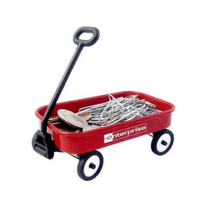 Wagons, Custom Imprinted With Your Logo!