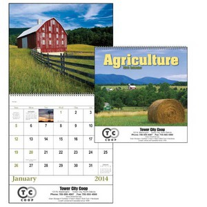 Wall Calendars, Custom Imprinted With Your Logo!