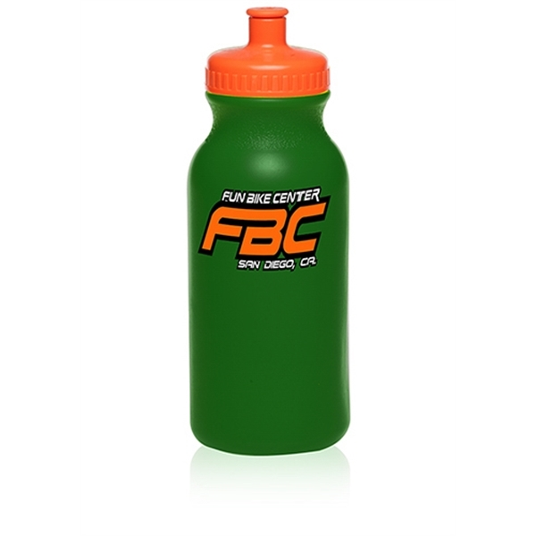Sports Bottle, Custom Imprinted With Your Logo!