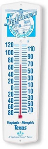 Custom Printed Weather Guard Outdoor Thermometers