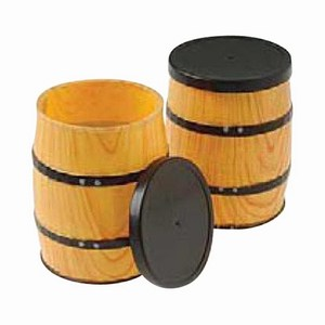 Custom Imprinted Western Barrels
