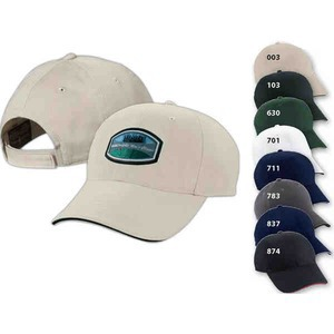 White Color Hats, Personalized With Your Logo!