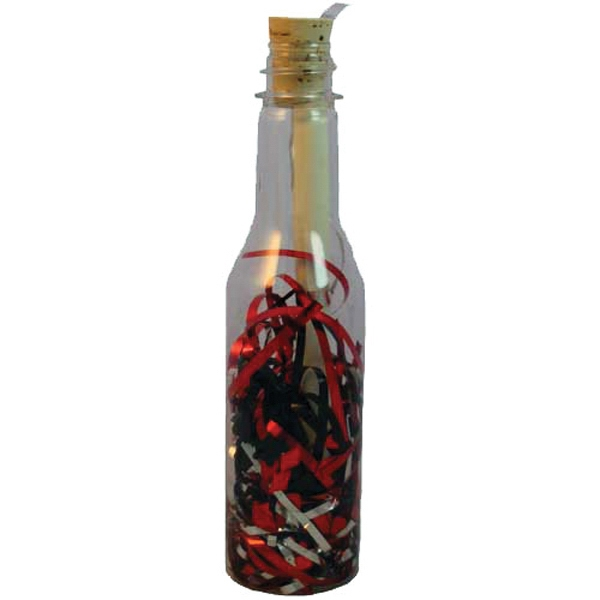 Casino Message in a Bottles, Custom Imprinted With Your Logo!