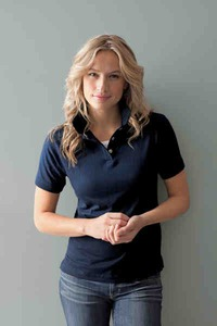 Womens Anvil Golf Polo Shirts, Customized With Your Logo!