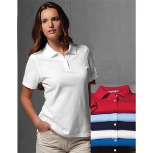 Custom Printed Womens Callaway Corporate C Tech Solid Polo Shirts