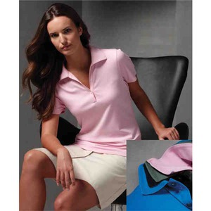Custom Printed Womens Callaway Corporate Luxury Cotton Polo Shirts