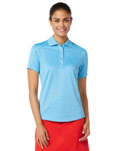 Custom Printed Womens Callaway Corporate Textured Performance Polo Shirts